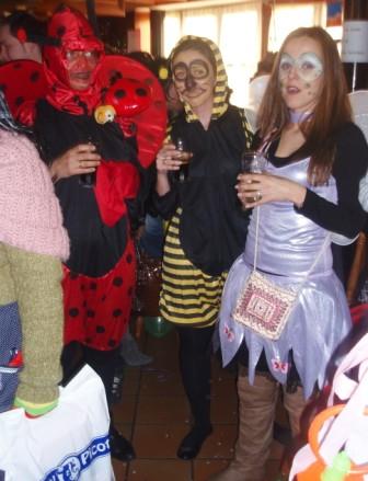 Mariquita, Abispa y Mariposa - Se abre en ventana nueva
