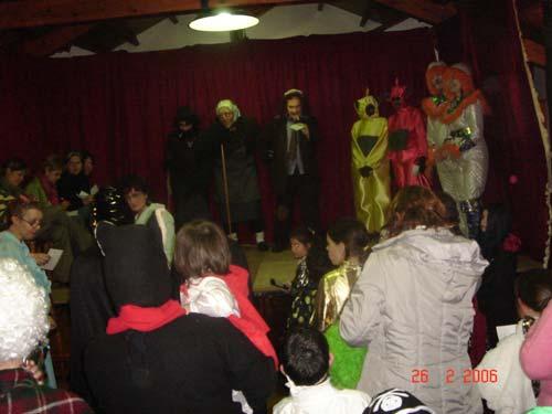 Carnaval-06 Concursantes Categoria Adulto - Se abre en ventana nueva