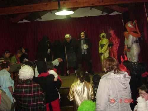 Carnaval-06 Concursantes Categoria Individual Adulto - Se abre en ventana nueva
