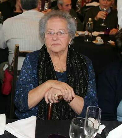 Carmen del Naranxo... Socia Homenajeada - Se abre en ventana nueva