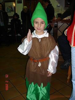 Un Peter Pan dispuesto a Concursar - Se abre en ventana nueva