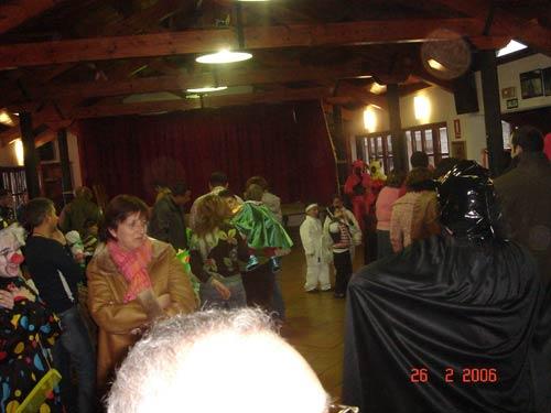 Carnaval-06 Vista de disfraces en el Local Social - Se abre en ventana nueva