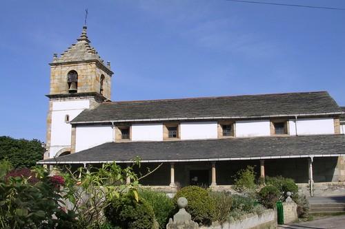 Iglesia Parroquial de San Miguel de Anleo. - Se abre en ventana nueva