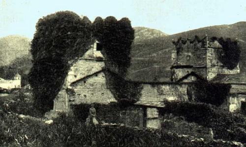 Palacio de Anleo hace años - Se abre en ventana nueva
