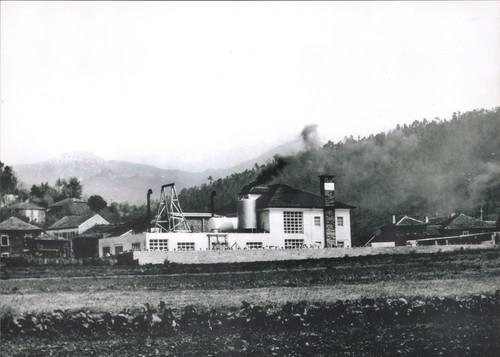 Fábrica Reny-Picot con pocos años de andadura.