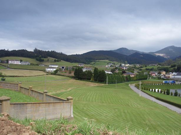 2-Vista de Anleo desde el Palacio - Se abre en ventana nueva
