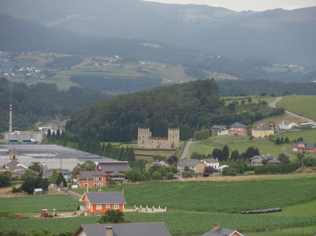 Otra vista de Anleo desde Puñil - Se abre en ventana nueva