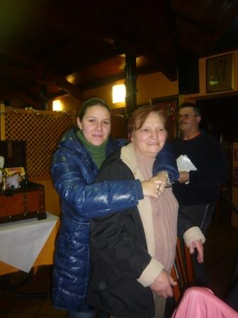 Maika y su mamá Justina - Se abre en ventana nueva