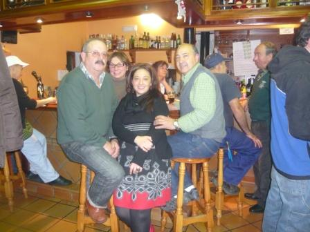 Ramón, Irene,Isabel,Juanjo,Luis,Gildin - Se abre en ventana nueva