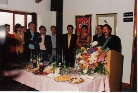 D.Alejandro Méndez Lodos, presentado el Acto - Se abre en ventana nueva