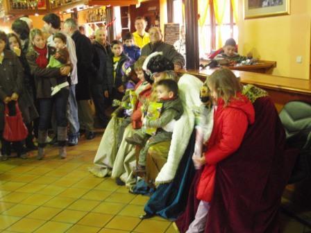 con los Reyes Magos - Se abre en ventana nueva