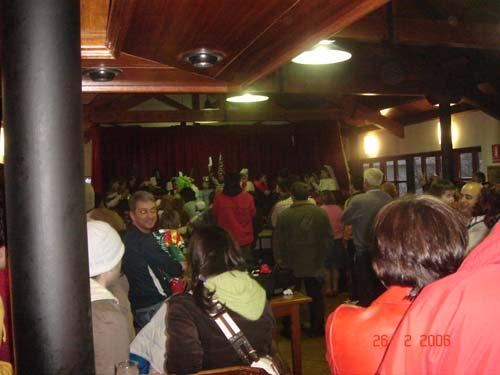 Carnaval-06 Público asistente a la celebración del Carnaval. - Se abre en ventana nueva