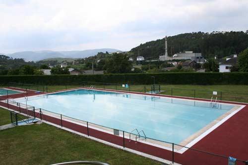 Vista general de la piscina. - Se abre en ventana nueva