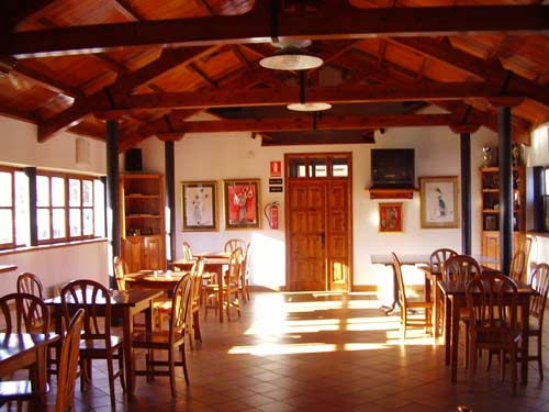 Interior del Local Social. - Se abre en ventana nueva