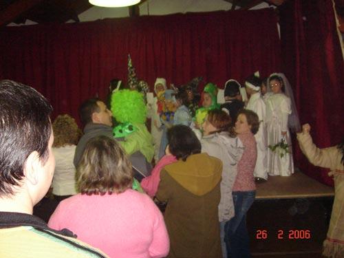 Carnaval-06 Concursante Categoría Individual Infantil - Se abre en ventana nueva