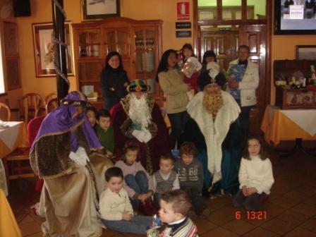día de Reyes - Se abre en ventana nueva