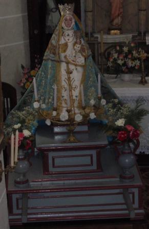Virgen de la Regla (2010) - Se abre en ventana nueva