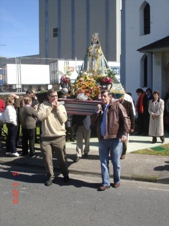 comienza la procesión (2010) - Se abre en ventana nueva