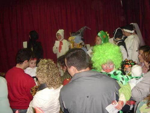 Carnaval-06 Concursantes Categoría Individual Infantil - Se abre en ventana nueva