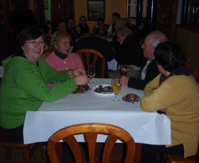 asistentes al magosto 2010 - Se abre en ventana nueva