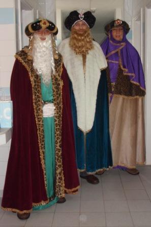 SS.MM. Reyes Magos de Oriente 2011 - Se abre en ventana nueva