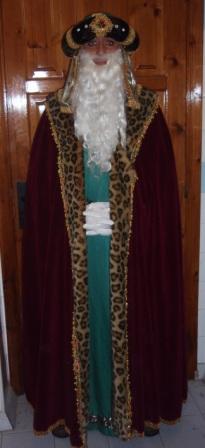 Su Majestad el Rey Melchor - Se abre en ventana nueva