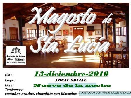 CARTEL MAGOSTO 2010 - Se abre en ventana nueva