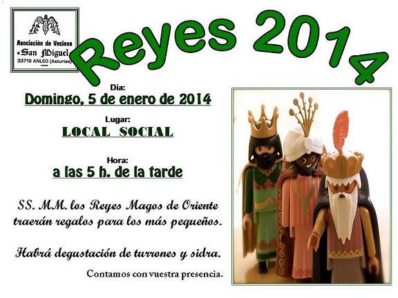 cartel reyes 2014